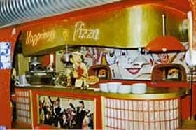 Pizzeria Localitäten
