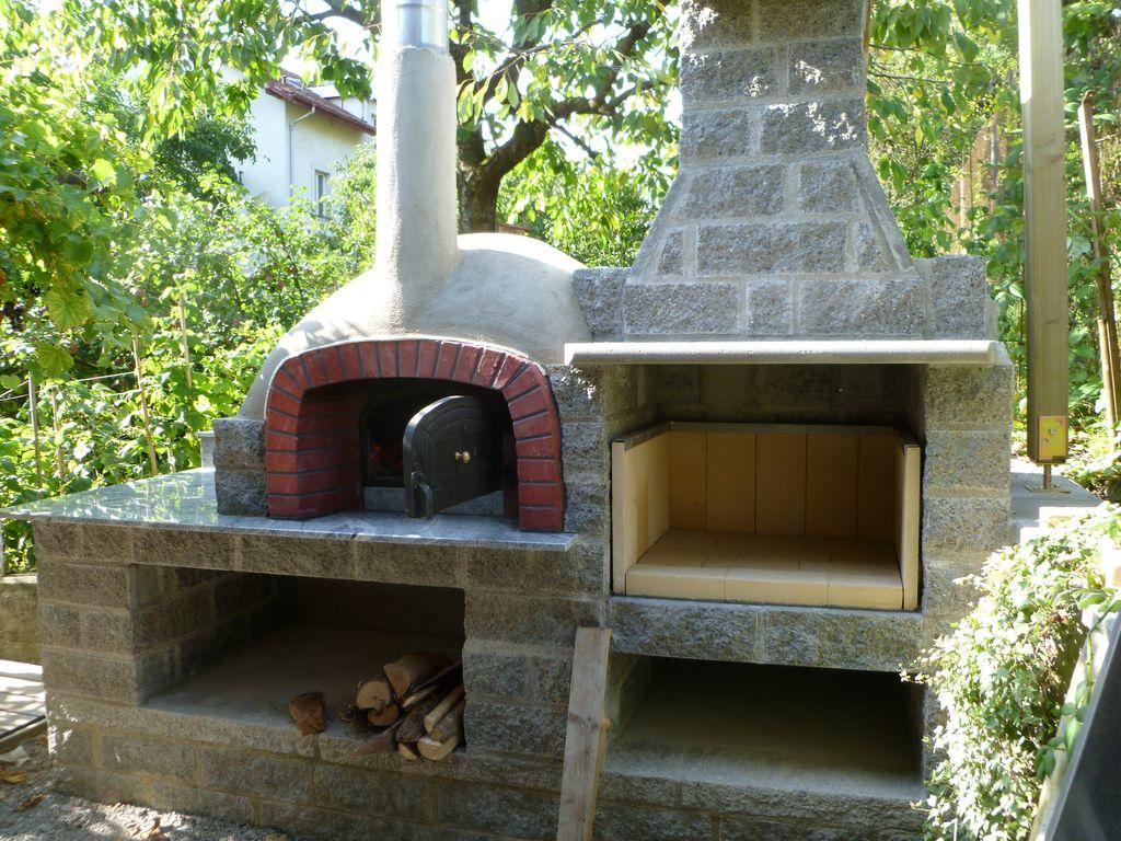 Fen la carte for Grill cheminee selber bauen