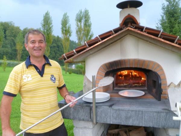 Brot- und Pizzaöfen